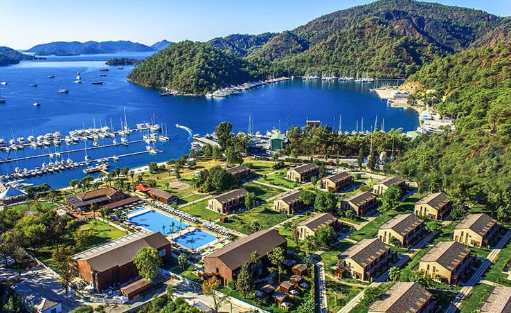 Which Luxury Spa Resorts in Turkey Are Good for Families?