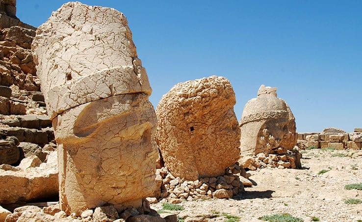 The Mystical Nemrut Mountain