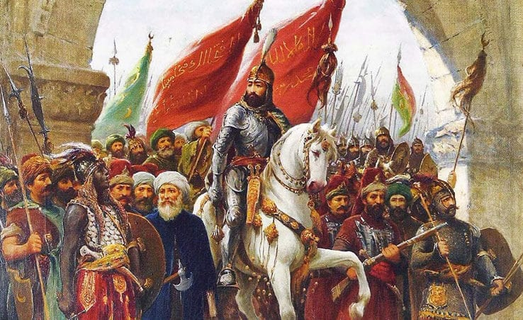The Facts About How Constantinople Fell