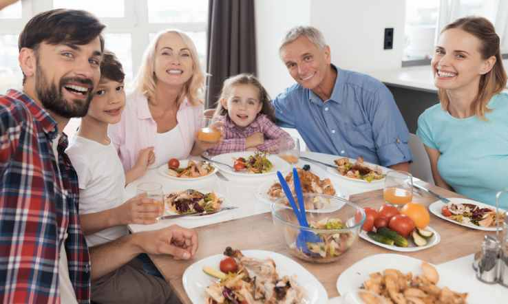 Why Family Meals Are Important and How to Prepare Great Healthy Family Meals?
