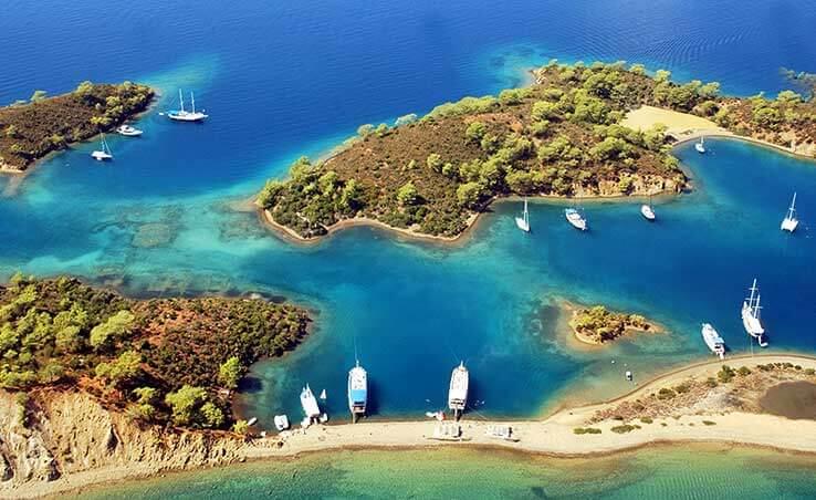 Yacht Charters Turkey (Gocek)