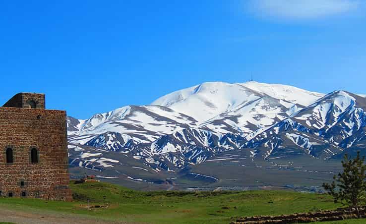 Winter Holiday Destinations of Turkey: Erzurum and Palandoken