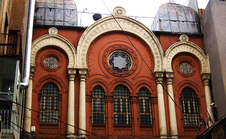 Historical Facts About Synagogues of Turkey