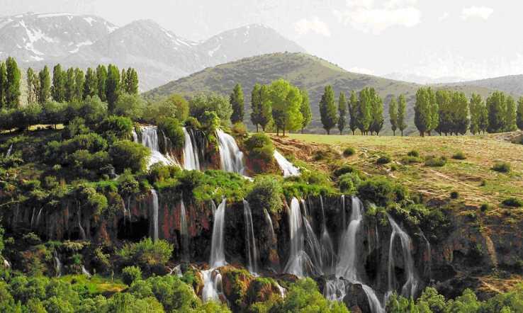 Autumn Beauty in Erzincan