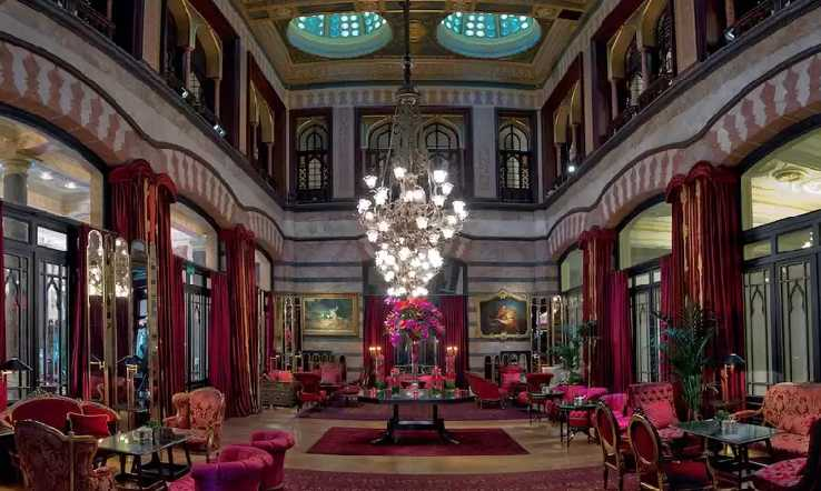 Historical Inns Built in the Ottoman Period