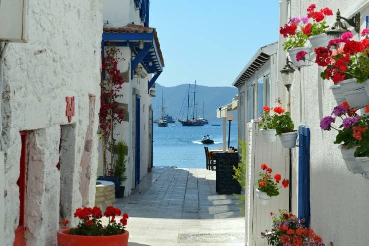 Experience The Breathtaking Ethnic Magnificence of Bodrum Turkey